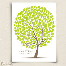 wedding tree guest book dazzling wedding tree guest book pleasing 16x20 tree