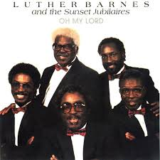 Download Rev Fc Barnes Albums Heaven On My Mind By Luther Barnes U0026 The Sunset Jubilaires On