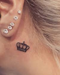 40 royal crown tattoos to try out 21 and married