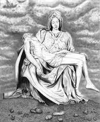 pencil drawing of jesus drawings fine art america