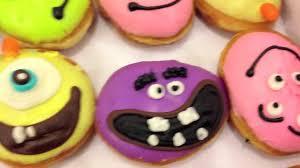 monsters university krispy kreme donuts クリスピー クリーム