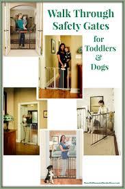walk through door safety gates beautiful home and garden decor