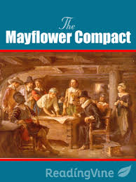 the mayflower compact 6th 8th grade reading passage activity