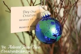 tree ornaments tree advent advent devotional