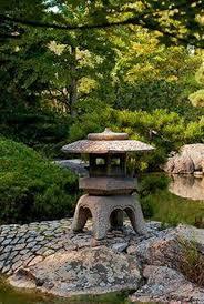 lantern japanese garden ornaments japanese garden