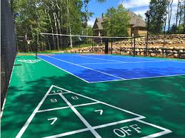 minnesota game court and basketball court sales and installation