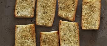 Garlic Bread In Toaster Garlic Bread