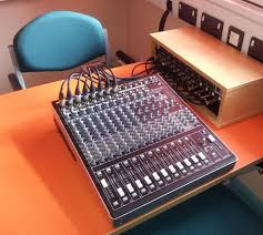 Sound Desk Sound System And Pa Hire Amp And Speakers Only Allan Smyth