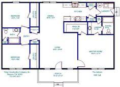 Home Floor Plans 1500 Square Feet Floor Plans For 1000 Sq Ft Cabin 500 To 799 Sq Ft Manufactured