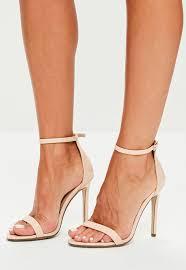 high heels u0026 stilettos strappy heels online missguided