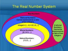 rational and irrational numbers math anchor charts pinterest