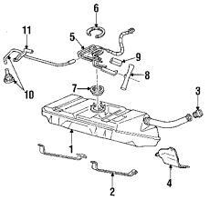 lexus rx300 exhaust system diagram buy fuel system parts for 2001 lexus vehicle jm lexus parts
