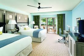 Resort Bedroom Design Resort View Guest Room The Ritz Carlton Grand Cayman