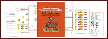 thanksgiving group activities blog