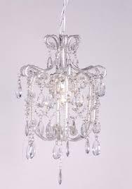 Small Glass Chandeliers Small Glass Chandelier With Multicolor Jhoomer Ceiling Light For
