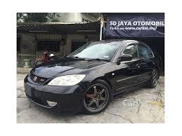 honda civic 1 7 vtec for sale honda civic 2005 vtec 1 7 in kuala lumpur automatic sedan black