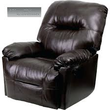 power leather recliner chair leather power lift recliner chairs
