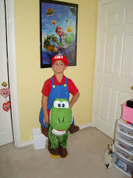 mario costume for toddlers mario riding yoshi costume for the kiddies pinterest yoshi