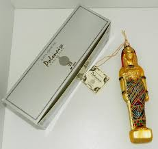 collection retired ornament god izis silver box sold