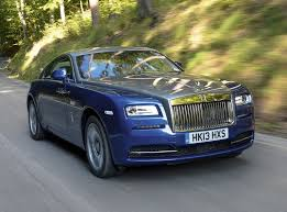 rolls royce wraith blue the colossus of roads how to spend it