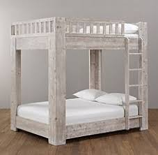 Make Cheap Loft Bed by Easy Strong Cheap Bunk Bed Diy Wood Projects Pinterest