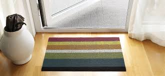 Weather Rugs Chilewich Indoor Outdoor Floor Mats Shag Bold Stripe