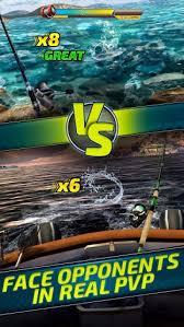bass fishing apk fishing clash catching fish bass 3d v1 0 7 mod apk
