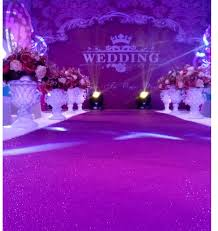 light pink aisle runner 20 meter 140cm wide wedding glitter sparkle carpet t stage party rug