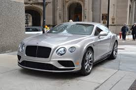 grey bentley 2016 bentley continental gt v8 s stock gc1913 for sale near