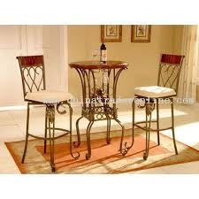 table and 2 chairs set lacrosse dining table from dutchcrafters amish furniture for bar and