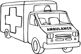 skeleton coloring best ambulance coloring pages print contemporary coloring page