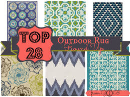Outdoor Round Rugs by From Gardners 2 Bergers Top 28 Outdoor Rugs Round Up