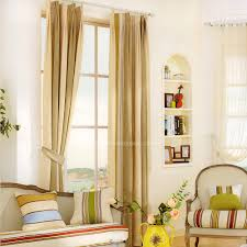 simple modern curtain long decor foe modern livingroom with wooden