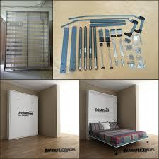 queen size wall bed mechanism diy murphy bed mechanism buy wall
