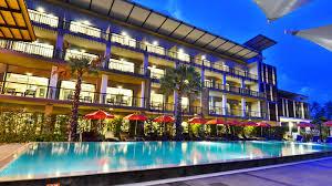 chaweng noi pool villa hotel on chaweng beach koh samui thailand