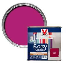 pink gloss paint diy