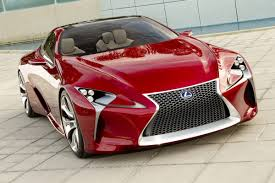 lexus sc400 red lexus shows off lf lc sports coupe in new photos