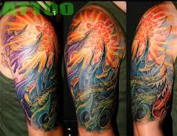 erryji tattoo arm sleeve
