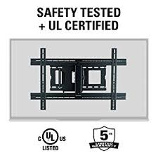 where is the 50 in tv for amazon black friday nov 26 amazon com sanus mlf13 b1 articulating universal wall mount for