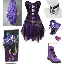 spectra vondergeist monster high cosplay by shadow cheshire