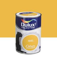cuisine couleur miel peinture jaune miel satin dulux crème de couleur 1 25 l
