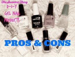 top 4 diy gel polishes u2026 u2013 the sweetest thing