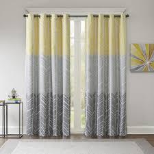 Yellow Bedroom Curtains Curtain Yellowathroom Window Curtains Paleedroom Solid Ruffled