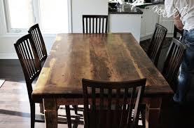 interesting design ideas harvest dining table all dining room