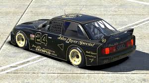 john player special livery jps audi 90 by don craig trading paints