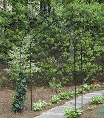 wedding arbor ebay garden metal arbor vine trellis gate patio outdoor steel arch