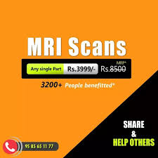 how much does an mri brain scan cost in hyderabad