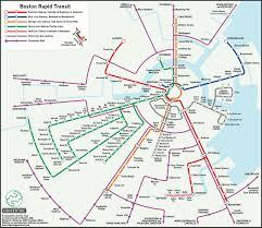 Boston University Map A U0027twist U0027 On The Mbta U0027s Map Design U2013 Boston Magazine