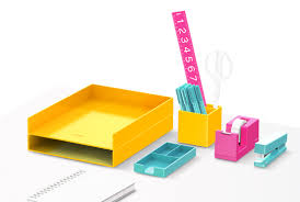 Kids Desk Accessories Poppin Desk Organization That Actually Gets You Psyched To