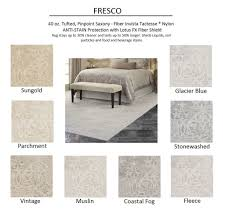 amazon com sample unbound coastal fog fresco custom carpet